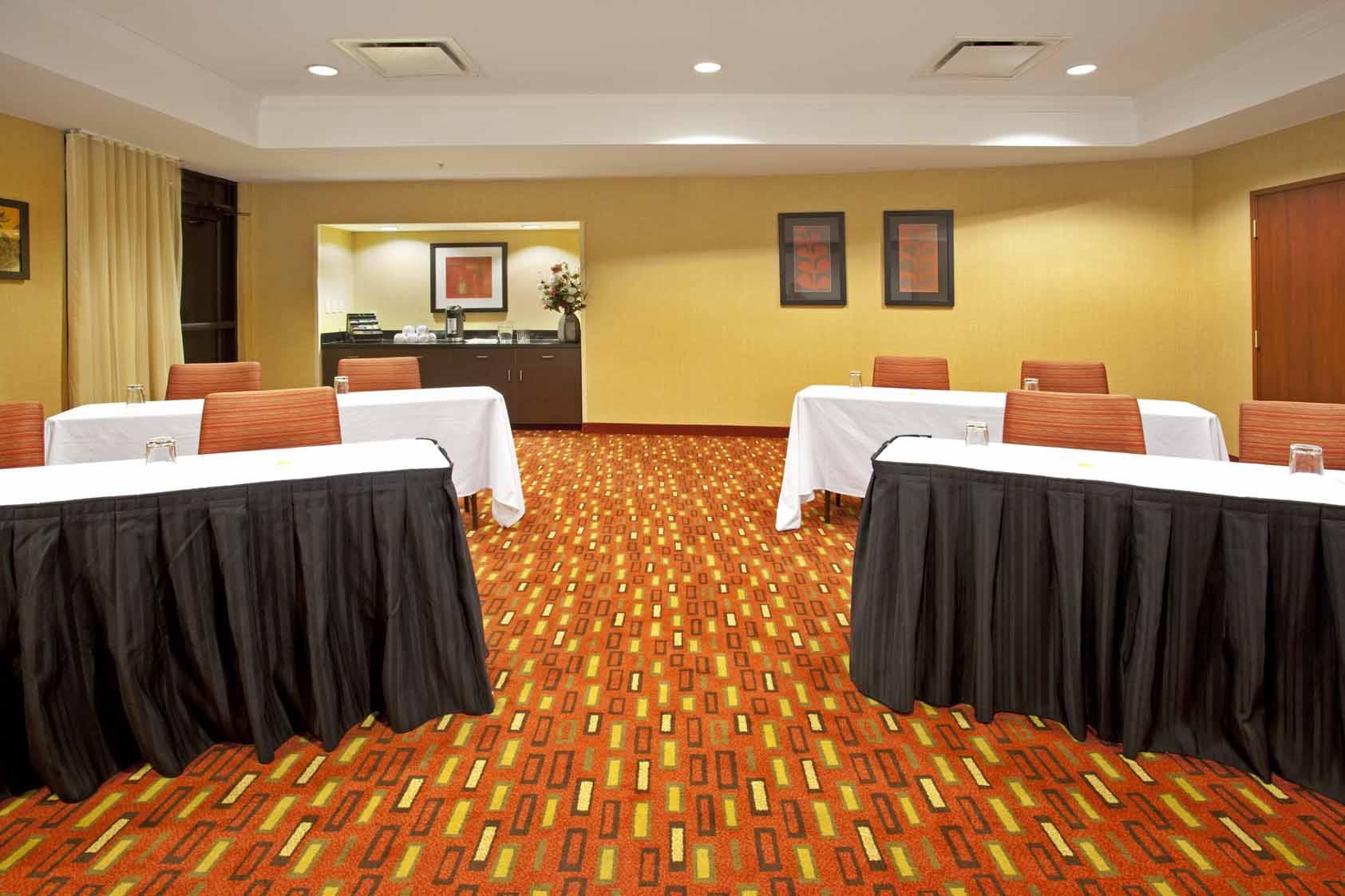Courtyard Inn El Paso, TX: Banquet Room