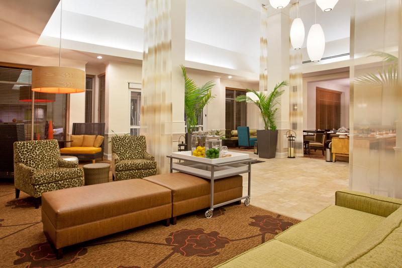 Hilton Garden Inn Conservatory Room