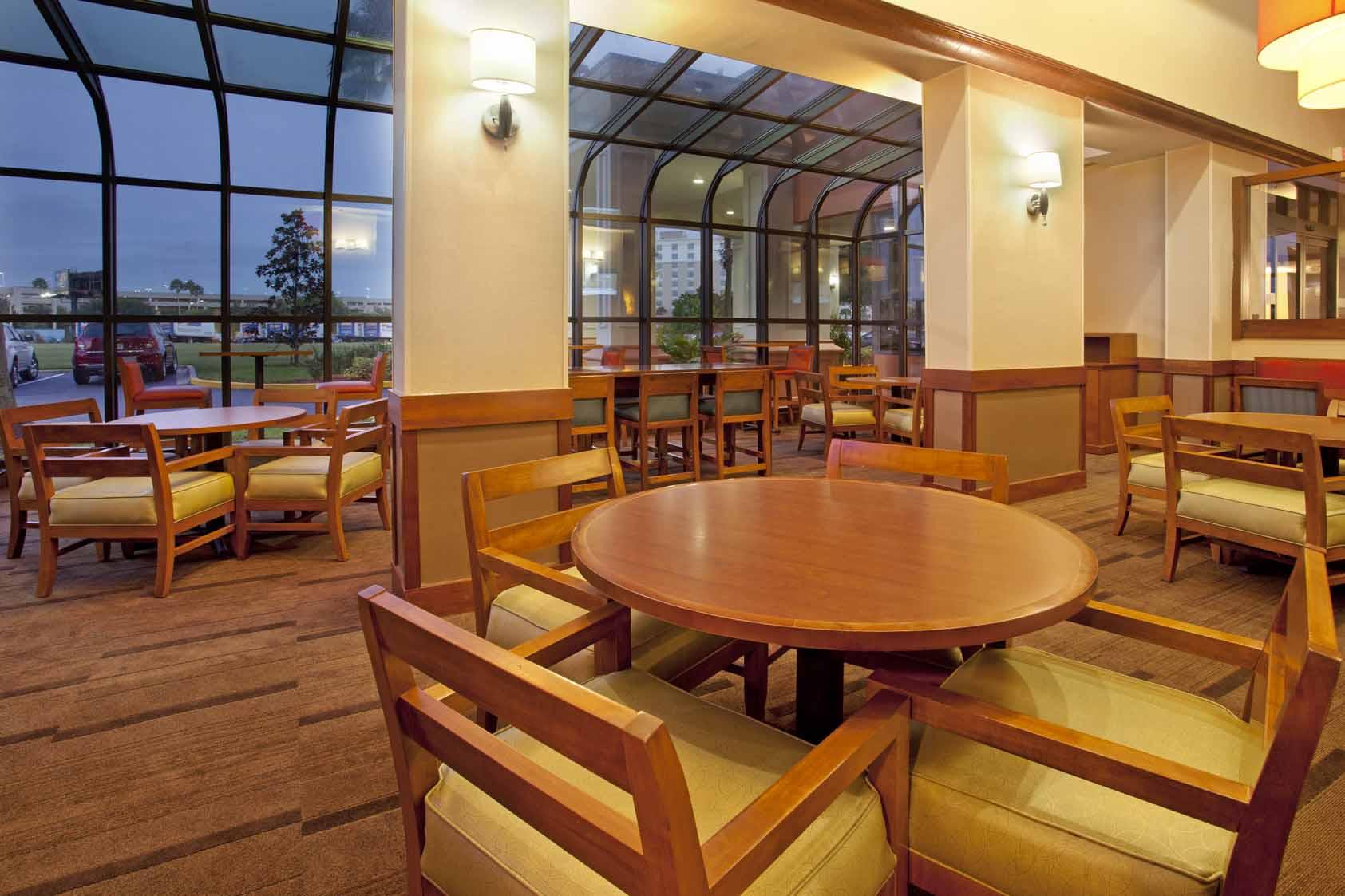 Hyatt Place Orlando: solarium
