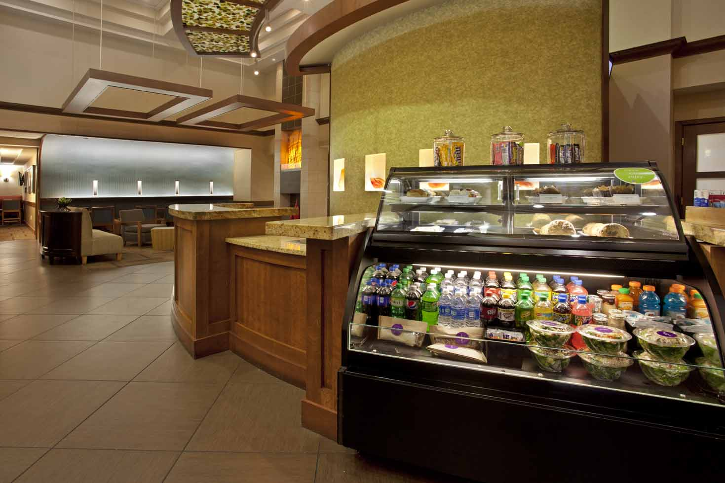 Hyatt Place Orlando: breakfast bar