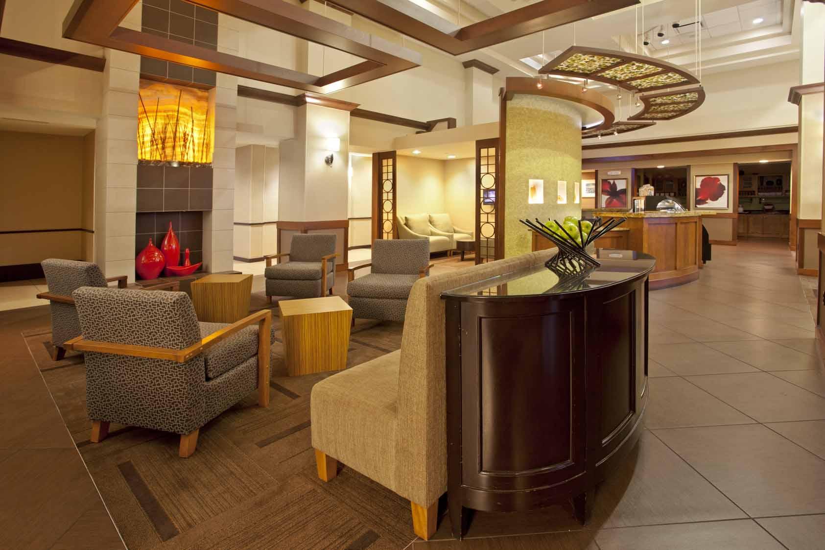 Hyatt Place Orlando: lobby