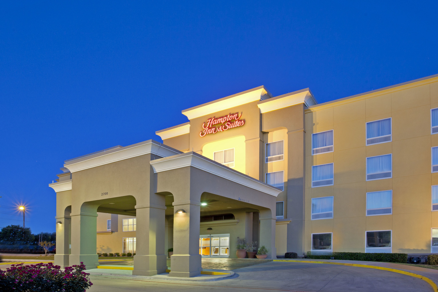 Hampton Inn Fort Worth, TX: Exterior