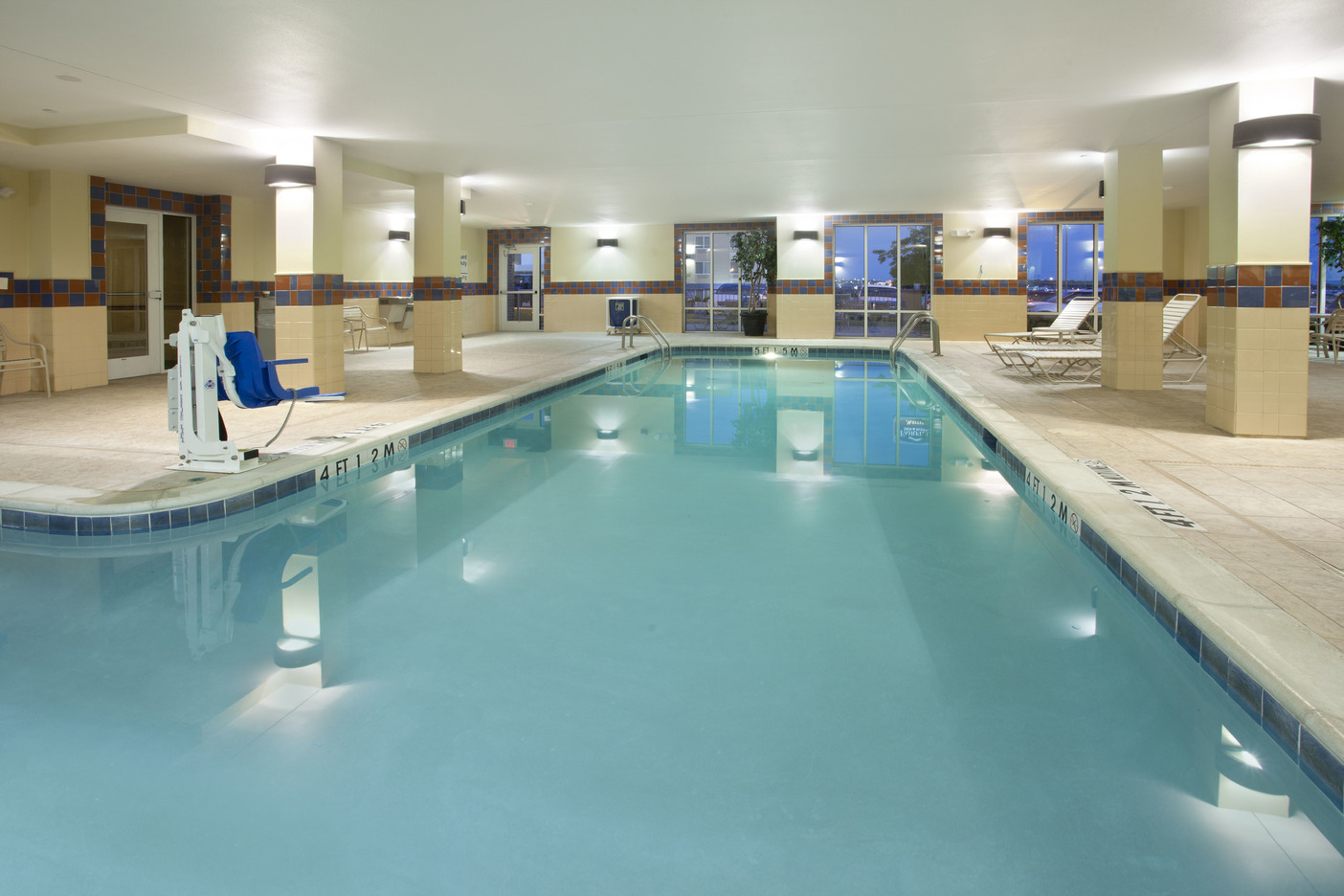 Hampton Inn Fort Worth, TX: Pool